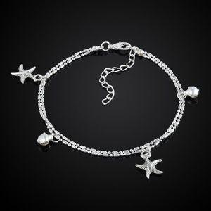 Jewelry - Starfish Ankle Bracelet